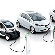 Renault teste ses voitures électriques