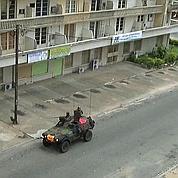 Abidjan : l'ambassade de France cible de tirs