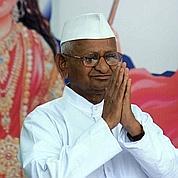 Croisade contre la corruption en Inde