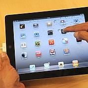 Des possesseurs d'iPad délaissent leur PC