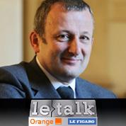 François Pupponi, invité du Talk