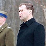 Katyn : Medvedev calme la colère des Polonais