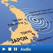 Japon: le grondement sous-marin du séisme