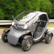 Renault Twizy, en prise avec la ville