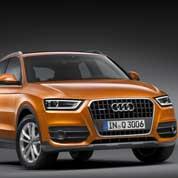Audi Q3, un 4x4 de luxe abordable