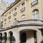 Un hôtel particulier mis en vente à 100 millions