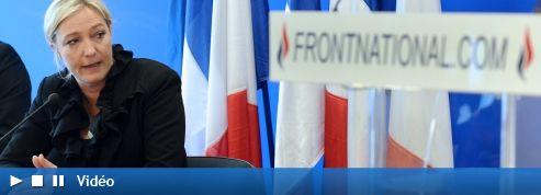 Comment la presse étrangère perçoit Marine Le Pen