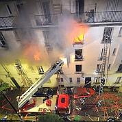 Cinq morts dans un incendie à Paris