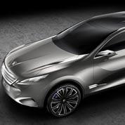 Peugeot SxC explore l'univers du crossover