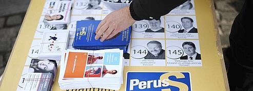 Les populistes donnent le ton des législatives en Finlande