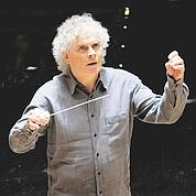 Simon Rattle, chef d'élite