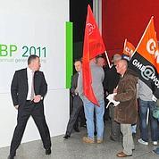 BP : les actionnaires crient leur colère