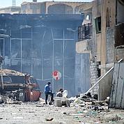 La résistance acharnée de Misrata
