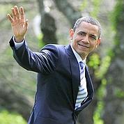 Obama en campagne pour lever des fonds