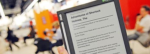 Le livre numérique dépasse le livre de poche aux États-Unis