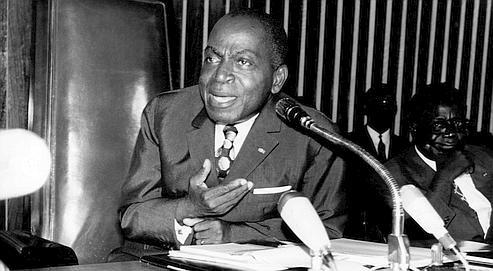 Le président ivoirien Houphouët-Boigny avait lancé, dans les années 1970, la notion d'«ivoirité» pour rassurer ses concitoyens inquiets de l'afflux d'étrangers. DR