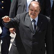 Le président Bouteflika paraît à bout de souffle