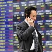 Bourses asiatiques : la dette américaine pèse