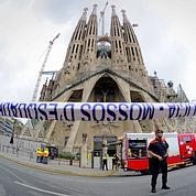 Incendie volontaire dans la Sagrada Familia