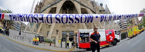 La Sagrada Familia évacuée après un incendie volontaire