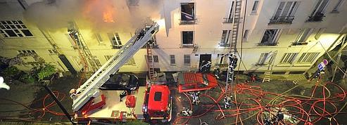 Quatre étudiantes étrangères victimes de l'incendie à Paris