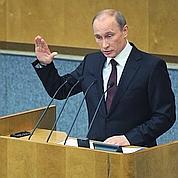 Poutine inscrit son action dans la durée