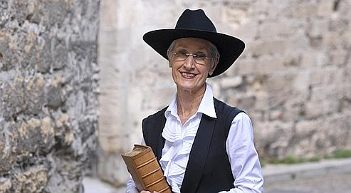 Il y a quatre ans, Sue Carrell s'est installée en France, à Avignon.