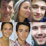 Nantes : cinq corps trouvés, le père localisé