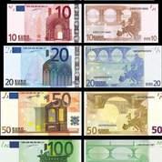 L'euro au plus haut depuis seize mois