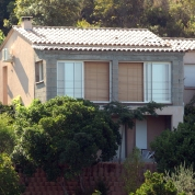Maison où s'est déroulée la tuerie de Porticcio.