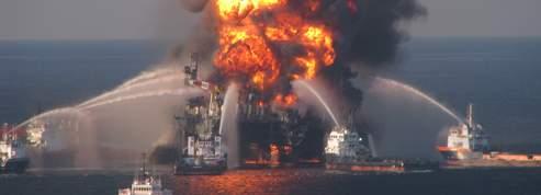 Marée noire : le propriétaire de la plateforme Deepwater accusé