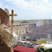 Le Pape exhorte à «l'accueil» des réfugiés