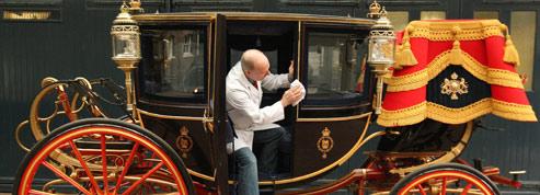 Kate et William :<br> Londres se prépare pour le jour J