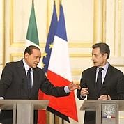 Un sommet franco-italien sous tension