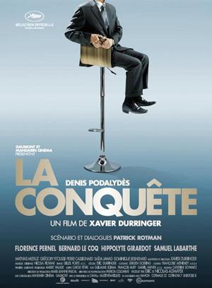 L'affiche du film de Xavier Durringer a été dévoilée.