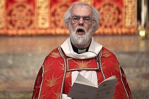 L'archevêque de Sa Majesté