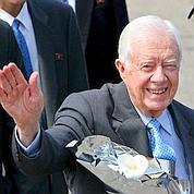 Carter en missionde paix à Pyongyang