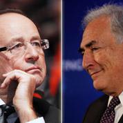Le duel Hollande-DSK domine les primaires PS