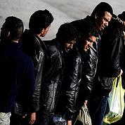 Région de Nice : jusqu'à 70 migrants par jour