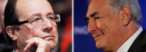 L'affrontement Hollande-DSK domine les primaires PS