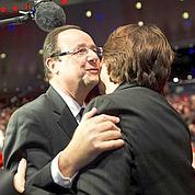 Quand Aubry défend Hollande