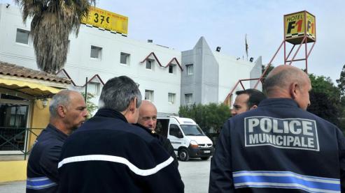 Drame de nantes la police ratisse les abords d 39 un h tel for Carte des formule 1 hotel en france
