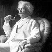 Mark Twain , l'écrivain et ses doubles