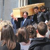 Obsèques des Dupont de Ligonnès à Nantes