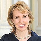 Gabrielle, l'élue miraculée du Congrès
