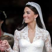 Les dentelles de la robe de Kate sont françaises