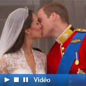 De l'arrivée du marié jusqu'au baiser