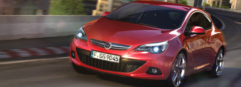 L'Opel Astra GTC avant l'heure