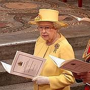 Le cadeau de la reine à son petit-fils