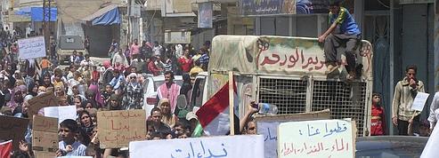 Syrie : premières sanctions après de nouvelles violences